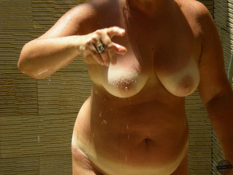 spycam the mother of my wife in shower - Voyeur Videos